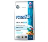 Forza10 Diet Medium con Ginseng & Piña