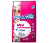 Forza10 Mini Mantenimiento Pescado 4kg