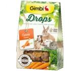 Gimbi Drops Cenouras 50grs