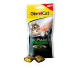 GimCat Nutri Pockets con Catnip y multi-vitamina