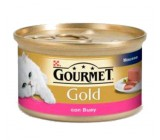 Friskies Gourmet Gold Mousse Buey