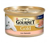 Friskies Gourmet Gold Mousse Salmon