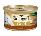 .Friskies Gourmet Gold Tarrine Pollo de Granja