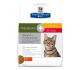 Hills Prescription Diet Feline Metabolic Plus Urinary Stress
