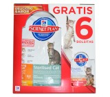 Hill´s Sterilised Cat Young Adult Frango Pack