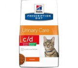 Hill´s Feline C/D Urinary Reduced Calorie 1,5Kg