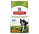 Hills Canine Adulto Médio Raça 7+ Vitalidade Juvenil