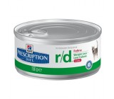 Hills Prescription Diet Feline r/d Lata 156 gr