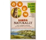 Iams Naturally Cordeiro da Nova Zelândia Gatos Adultos