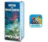 Iron + Manganese para Arecifes