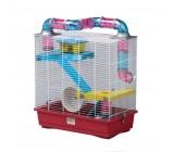 .Jaula Hamster Doble Completa 3-50