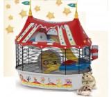 .Jaula Circus Fun Hamster