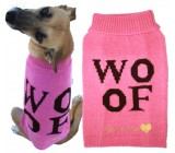 .Sweater Woof Rosa