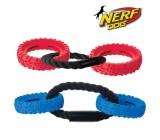 Rodas de Borracha de Brinquedo Nerf Dog Trax