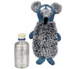 Brinquedo Para Cães Rato Com Garrafa, 28 centímetros