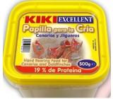 Kiki Papilla Para Embuchar Canarios y Jilgueros 500grs