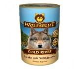 Wolfsblut Cold River Trucha Lata 395gr