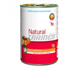 Lata Natural Trainer Adult Medium Pollo, Arroz y Aloe Vera