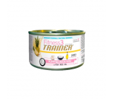 Lata Fitness3 Trainer Puppy Mini Pescado, Arroz, Aceite