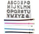 Kit de Inicio 130 Letras + 50 Collares Para Perros