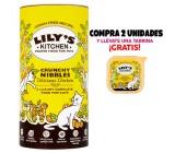 Oferta Ração Comida Lily's Kitchen Gato Delicioso Frango