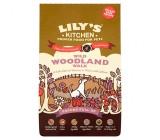Lily's Kitchen Ração de comida para Cão Cervo, pato y salmão