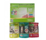 Multipack Natures Menu Gatos