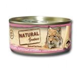 Natural Greatness Gatos Bife de Atum com Camaroes