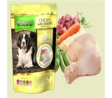 Natures Menu Light Frango, Pouches 300grs