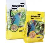 Alimento Para Periquitos Novopet 500grs