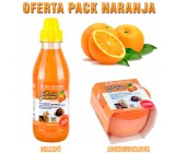 Champú Iv San Bernard Frutas del Groomer Naranja + Acondicionador