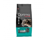 Optima Nova Gatos Esterilizado Pollo y Arroz