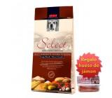 Picart Select Adult Razas Grandes 15kg + Hueso de jamon