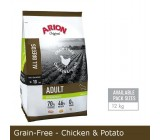 Arion Grain Free Adult Frango e Batata