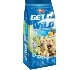 I Get Wild filhote de cachorro Sensitive Lamb & Apple
