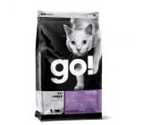 Go! Defesa diário Grain Receita gratuito frango, peru e pato Gatos