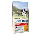 Ração para cães Dog Chow Active