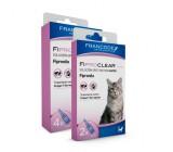 Gato Antiparasitário Pipetas Fiproclear