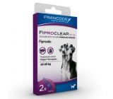 Pipetas Antiparasitários Fiproclear para Cães 40 a 60kgs