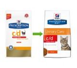 Hills Feline c/d Urinary Stress Sabor Pollo