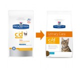 Prescription Diet Feline c/d Pescado