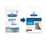 Hill´s Prescription Feline d/d Venado y Guisantes
