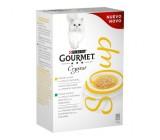 Cristal Purina Gourmet Sopa de Galinha com Legumes e Frango
