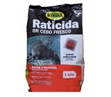Isca Fresca Raticida Ikebana 1 kg.
