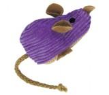 Rato de Veludo Kong com Grama Catnip