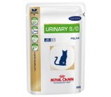 Royal Canin Urinary S/O Gatos Sobre 100g