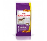 Royal Canin Giant Junior 15kg + 3kg Gratis