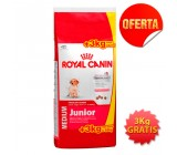 Oferta Royal Canin Medium Junior 15Kg + 3 Kg Gratis