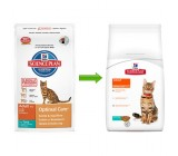 Hill's Feline Optimal Care con Atún