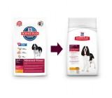 Hills Canine Adult con pollo Razas Medianas 12kg+2,5kg Gratis